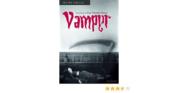 Vampyr [DVD]: Amazon.es: Julian West, Maurice Schutz, Rena Mandel, Carl Theodor Dreyer: Cine y Series TV