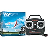Great Planes RealFlight 7.5 Radio Control Flight Simulator with Wireless Tactic TTX610 6-Channel Transmitter and RealPhysics