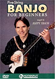 Five-String Banjo For Beginners