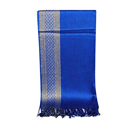 lookatool Womens Muslim Long Cotton Shawl Scarf Tassel Scarves Stole Wrap