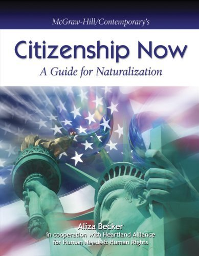 Citizenship Now, Revised Edition by Aliza Becker (2003-01-30)