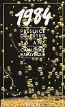 Présence du Futur - Catalogue analytique 1984 par Catalogue analytique (Denoël)