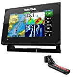 Simrad GO7 XSE Chartplotter/Fishfinder w/TotalScan Transom Mount Transducer  For Sale