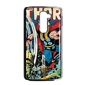 QQQO Shrewd Thor Cell Phone Case for LG G2