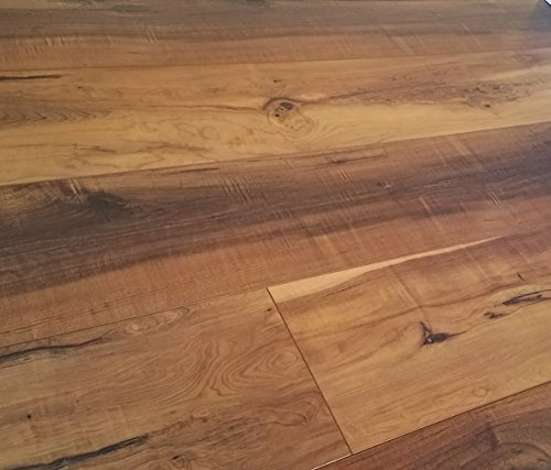 Turtle Bay Floors Exotic Burlwood Laminate Flooring 8mm Park Forest (by The CASE)