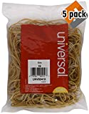 Universal 00419 19-Size Rubber Bands (335 per Pack) 5 Pack