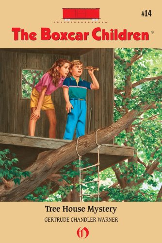 Tree house mystery the boxcar children mysteries book 14 tree house mystery the boxcar children mysteries book 14 by warner gertrude fandeluxe Document