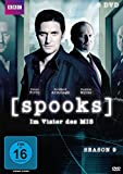 Spooks - Im Visier des MI5, Season 9 [3 DVDs]