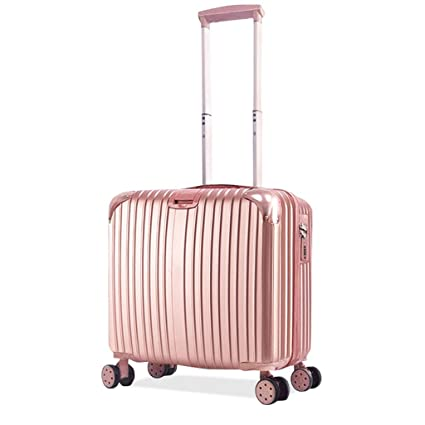 672ee866e HUANGDA Mini Boarding Case Light Small Luggage Bag Female Travel Box 20  Inch Trolley Case Male