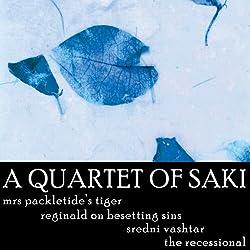 A Quartet of Saki