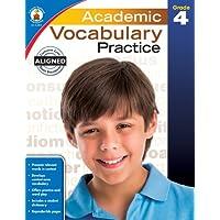 Academic Vocabulary Practice, Grade 4
