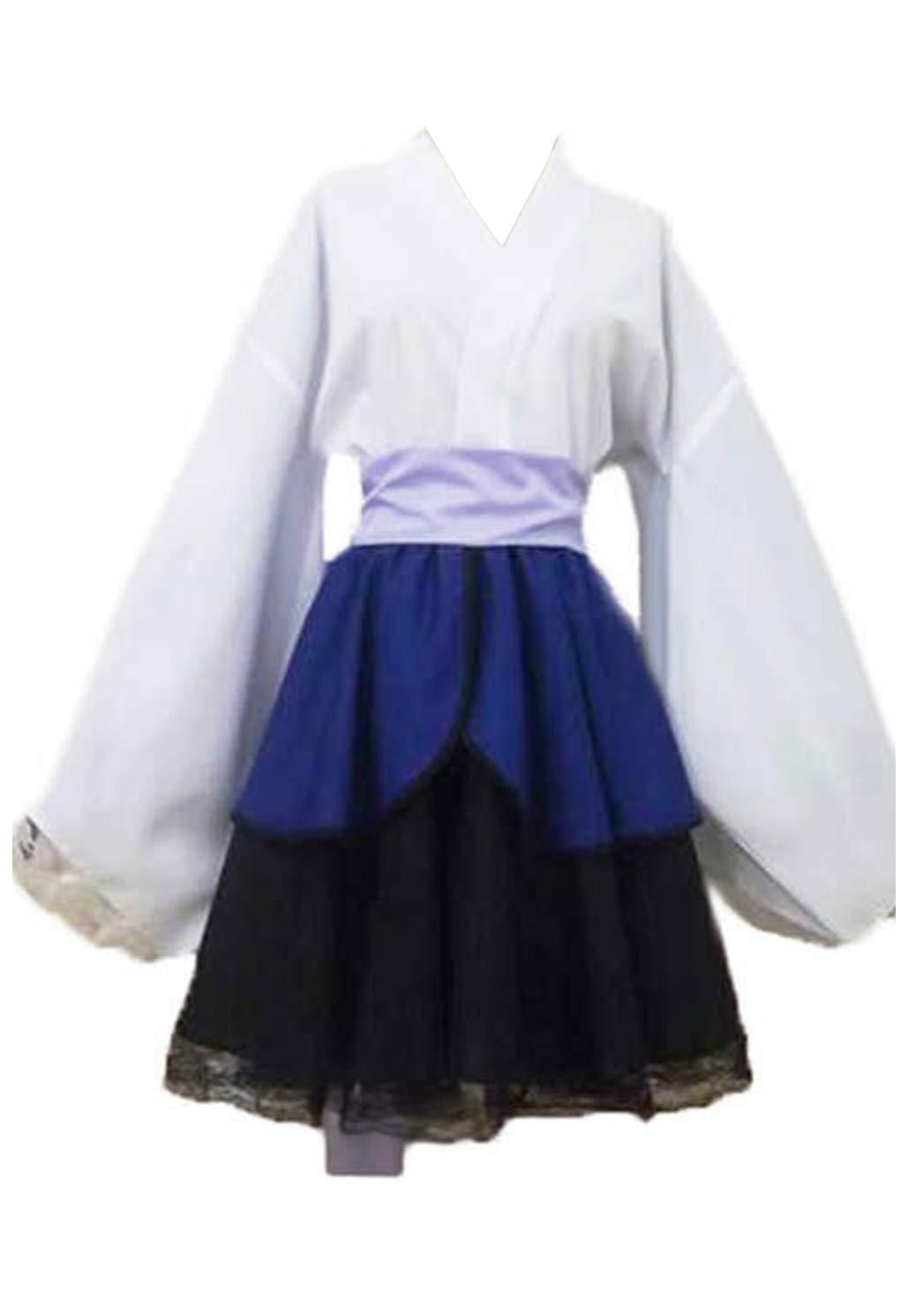 RedJade Naruto Shippuden Sasuke Uchiha Capote Vestido Traje de ...