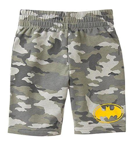 Gymboree Camo Batman Shorts (L (10-12)) ()