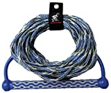 Airhead Wakeboard Rope, 15'' EVA Handle, 3 section