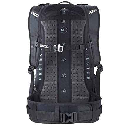 Amazon.com: Evoc FR Enduro Team Protector Hydration Pack Blue/White, S: Sports & Outdoors