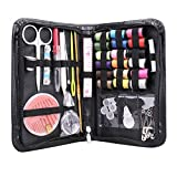 Multifunctional Sewing Kit 38 Sets Pf Sewing Accessories Travel Sewing Kit Camper Emergency Sewing Kit.Sewing kit for DIY, Beginners, Emergency, Kids, Summer Campers, Travel and Home