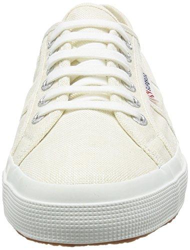 Superga Sneaker 2750 donna White Wei Bianco LINU qwUqC7r