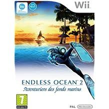 Third Party - Endless Ocean 2 - Aventuriers des fonds marins Occasion [ Nintendo WII ] - 0045496368388