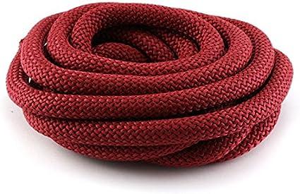 PARACORDE – Cuerda Escalada 10 mm Burdeos x1 m: Amazon.es: Hogar