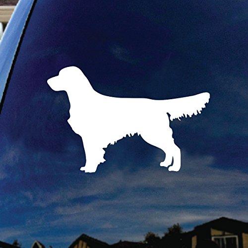 Golden Retriever Decals - SoCoolDesign Golden Retriever Gentle Dog Car Window Vinyl Decal Sticker 6