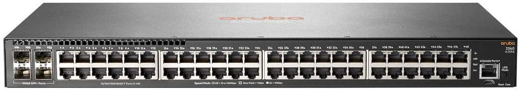 HP JL355A E Aruba 2540 48G 4SFP+ Switch