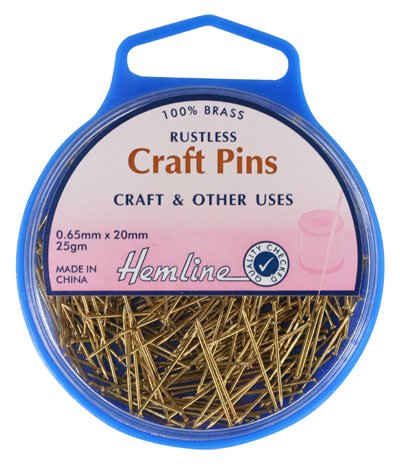 rust proof sewing pins - 8