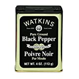 J.R. Watkins Granulated Black Pepper 113g