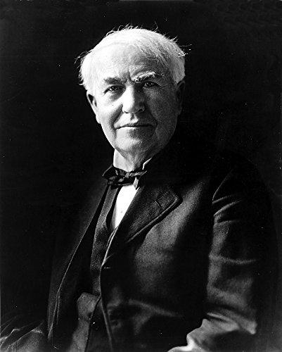 Thomas Edison Photo Print (8 x 10)