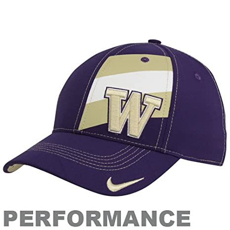 5b443ee8 Image Unavailable. Image not available for. Color: NIKE Purple Flex Players Washington  Huskies Hat