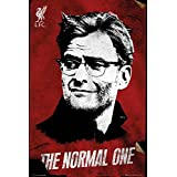 """FC Liverpool - The Reds - Soccer Poster / Print (Juergen Klopp - The Normal One) (Size: 24"""" x 36"""")"""