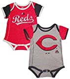 Cincinnati Reds Baby / Infant 2 Piece Creeper Set