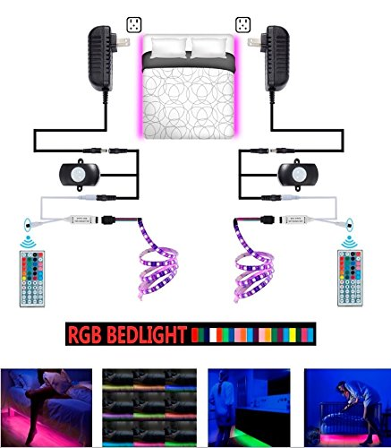 Sensor Led Light Strip Kit