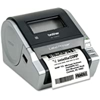 Brother Industries, Ltd - Brother Ql-1060N Network Thermal Label Printer - Monochrome - 110 Mm/S Mono - 300 Dpi - Serial, Usb Product Category: Printers/Label/Receipt Printers