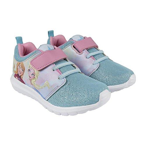 Disney Die Eiskönigin 2300002950 Mädchen Sneaker, Schuhe, Elsa, Anna