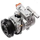 ECCPP A/C Compressor with Clutch CO 10980C fit