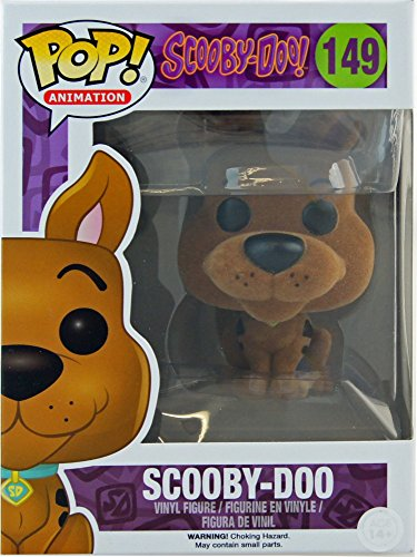Funko 11489 – Scooby Doo, Pop Vinyl Figure 149 floacked Scooby-