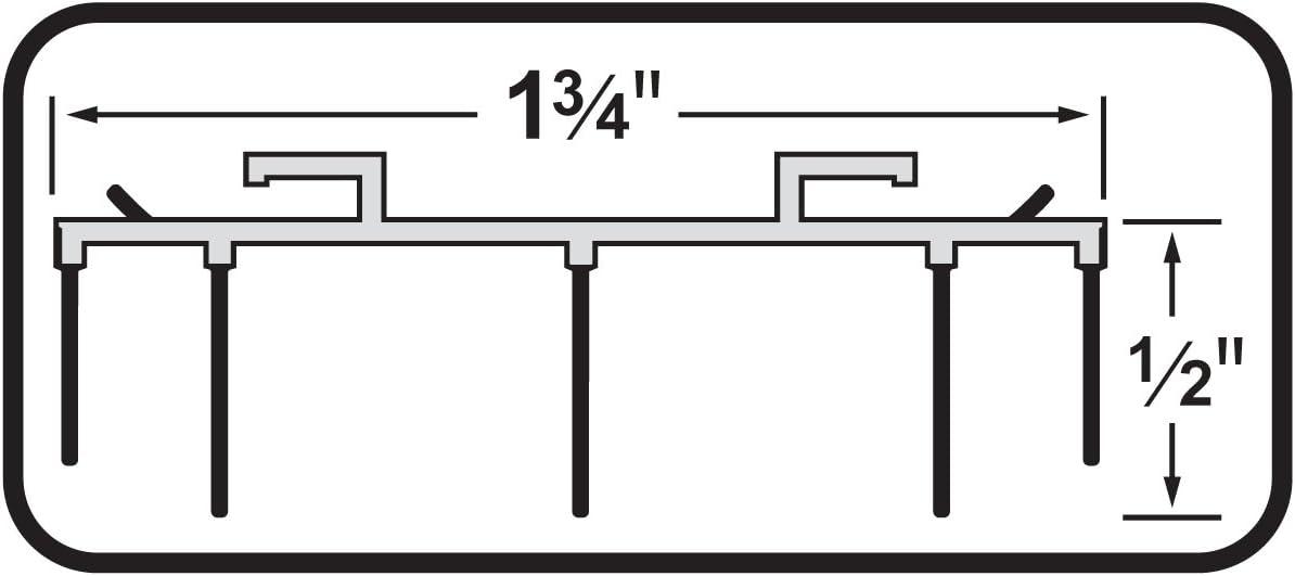 Beige M-D Building Products 82594 36-Inch Replacement Door Bottom Fits Pease Doors