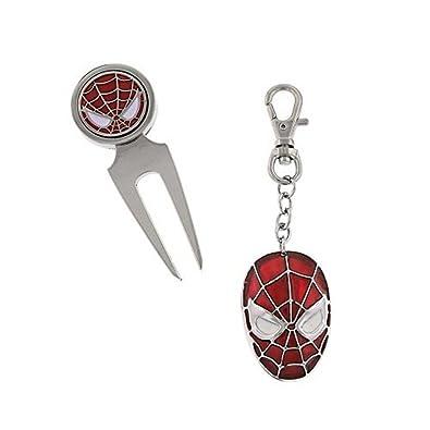 The Amazing Spiderman Golf de acrílico y esmaltado llavero ...