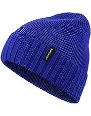 Beanie Hats for Men Women Mens Beanie Knit Skull Cap Winter Gift