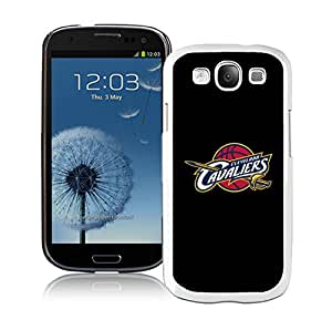 New Custom Design Cover Case For Samsung Galaxy S3 I9300 Cleveland Cavaliers 7 White Phone Case
