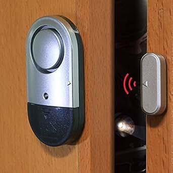 Sycotek alarma puertas y ventanas sistema de alarma con - Sensores de movimiento con alarma ...