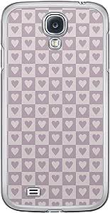Loud Universe Samsung Galaxy S4 Love Valentine Printing Files A Valentine 116 Printed Transparent Edge Case - Grey/Purple