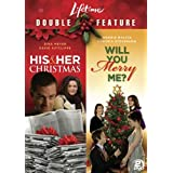 Lifetime Double Feature: His & Her Christmas/ Will You Merry Me?
