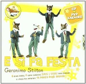 SI FA FESTA (CD+DVD KARAOKE) - Amazon.com Music