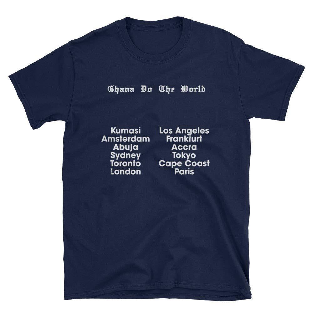 Chloe Miller 91 Ghana Ralph Angels To The World T Shirt