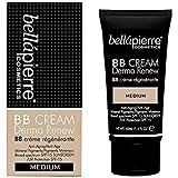 bellapierre derma renew bb cream medium, 40 Grams