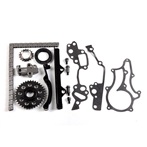 (ECCPP 13523-38011 Timing Chain Kits Fits with Tensioner 1986 1987 1988 1989 1990 1991 1992 1993 1994 1995 Toyota 4Runner 1985 Toyota Celica 1990 1991 1992 1993 1994 1995 Toyota Pickup)