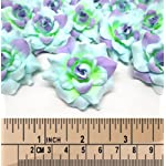 100-Silk-Blue-Purple-Roses-Flower-Head-175-Artificial-Flowers-Heads-Fabric-Floral-Supplies-Wholesale-Lot-for-Wedding-Flowers-Accessories-Make-Bridal-Hair-Clips-Headbands-Dress