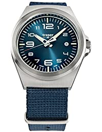 traser P59 Essential M Blue Dial Blue NATO Strap Men's Watch 108216