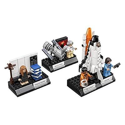 LEGO Ideas 21312 Women of NASA (231 Pieces): Toys & Games